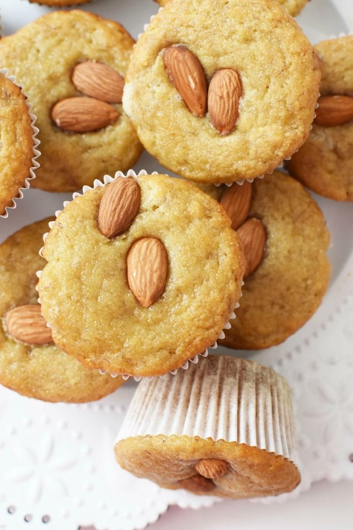 The Moistest Almond Flour Banana Muffins (Paleo & Gluten Free)