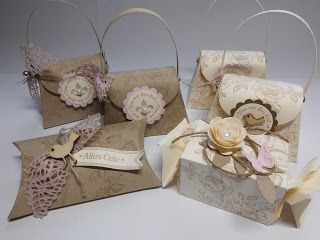 :: Tanjas Kreativecke ::: Boxen - Verpackungen