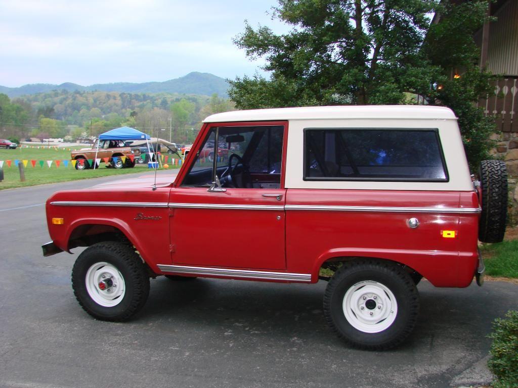 2 5 Lift 30 Tire Classic Bronco Bronco Ford Bronco
