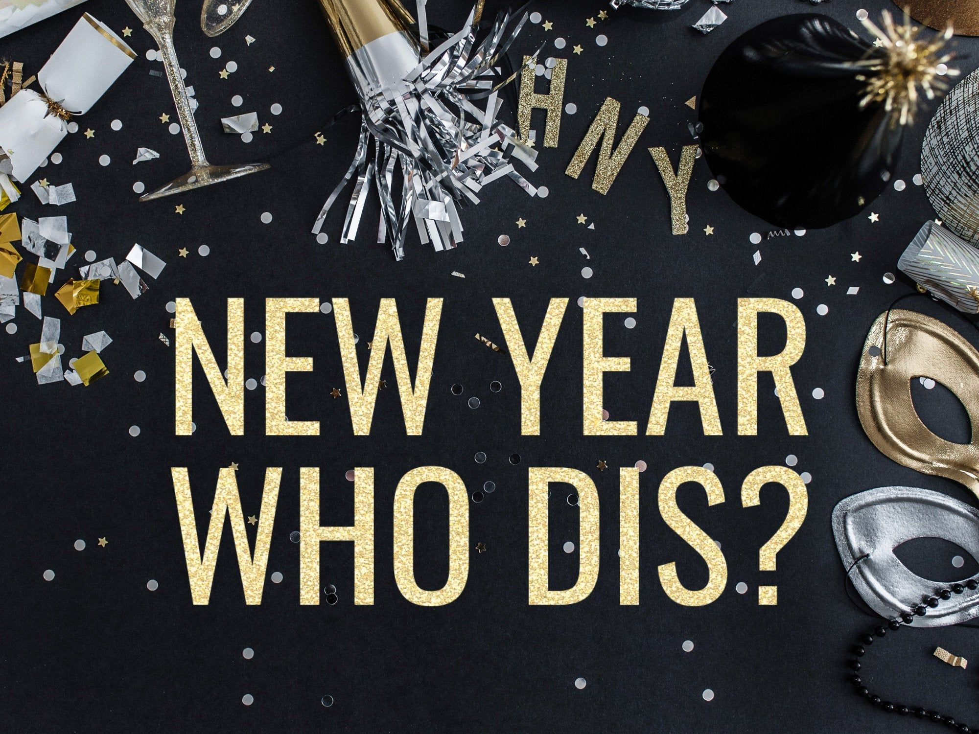Last Minute Party Print These Decorations New Years Eve Decorations New Year S Eve Crafts New Year S Eve Celebrations