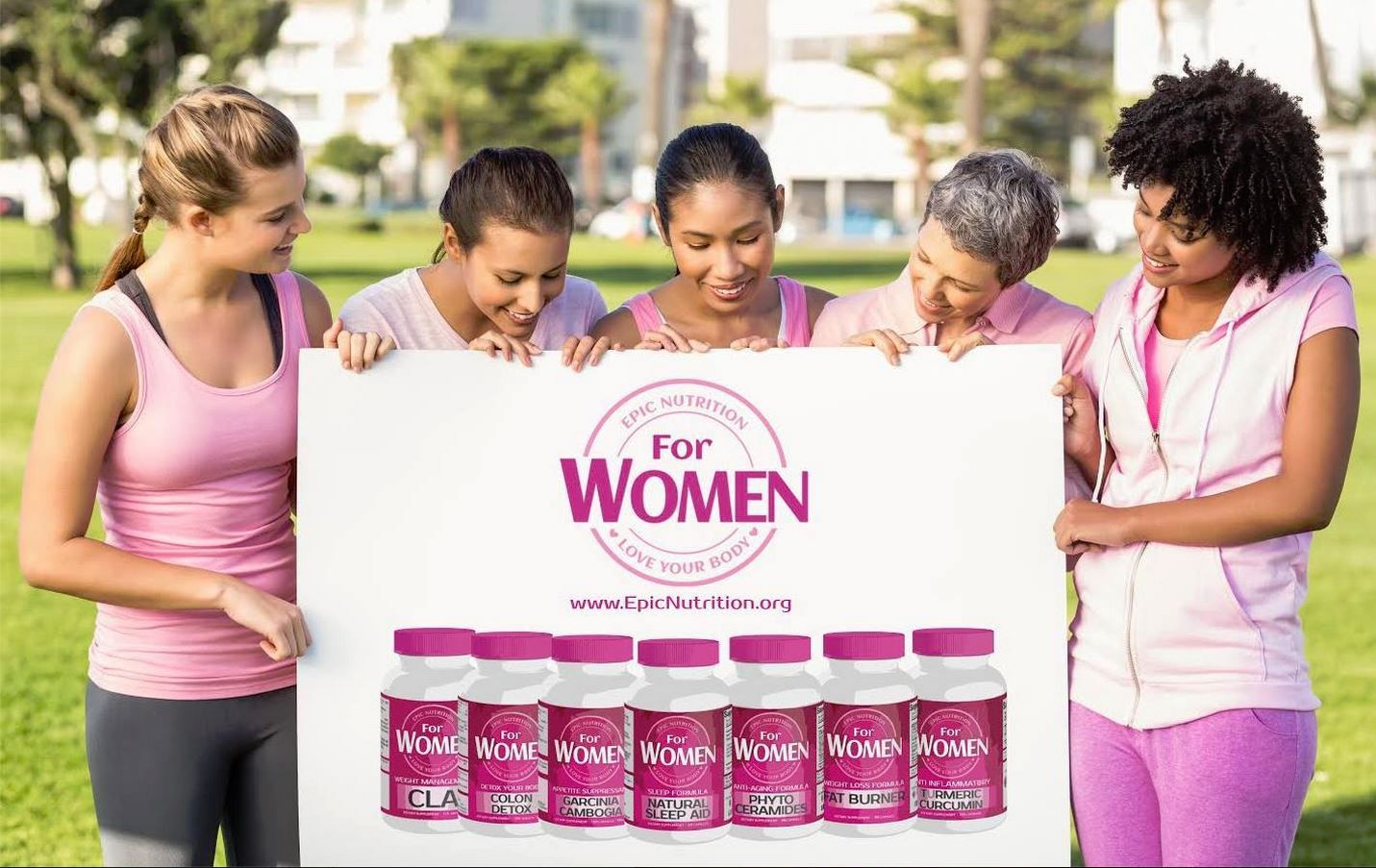 Epic nutrition for women helps you support your beauty