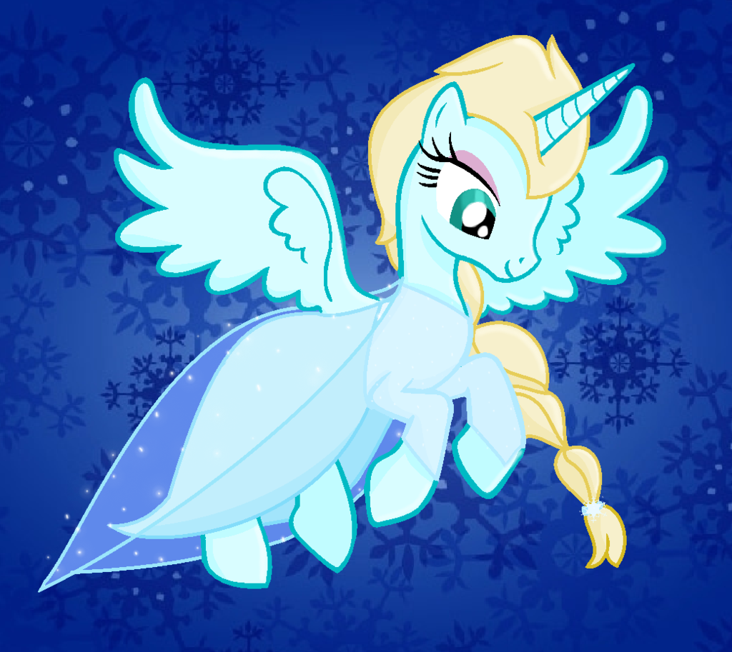 Frozen MLP Elsa By Color Cloudsdeviantart On DeviantART