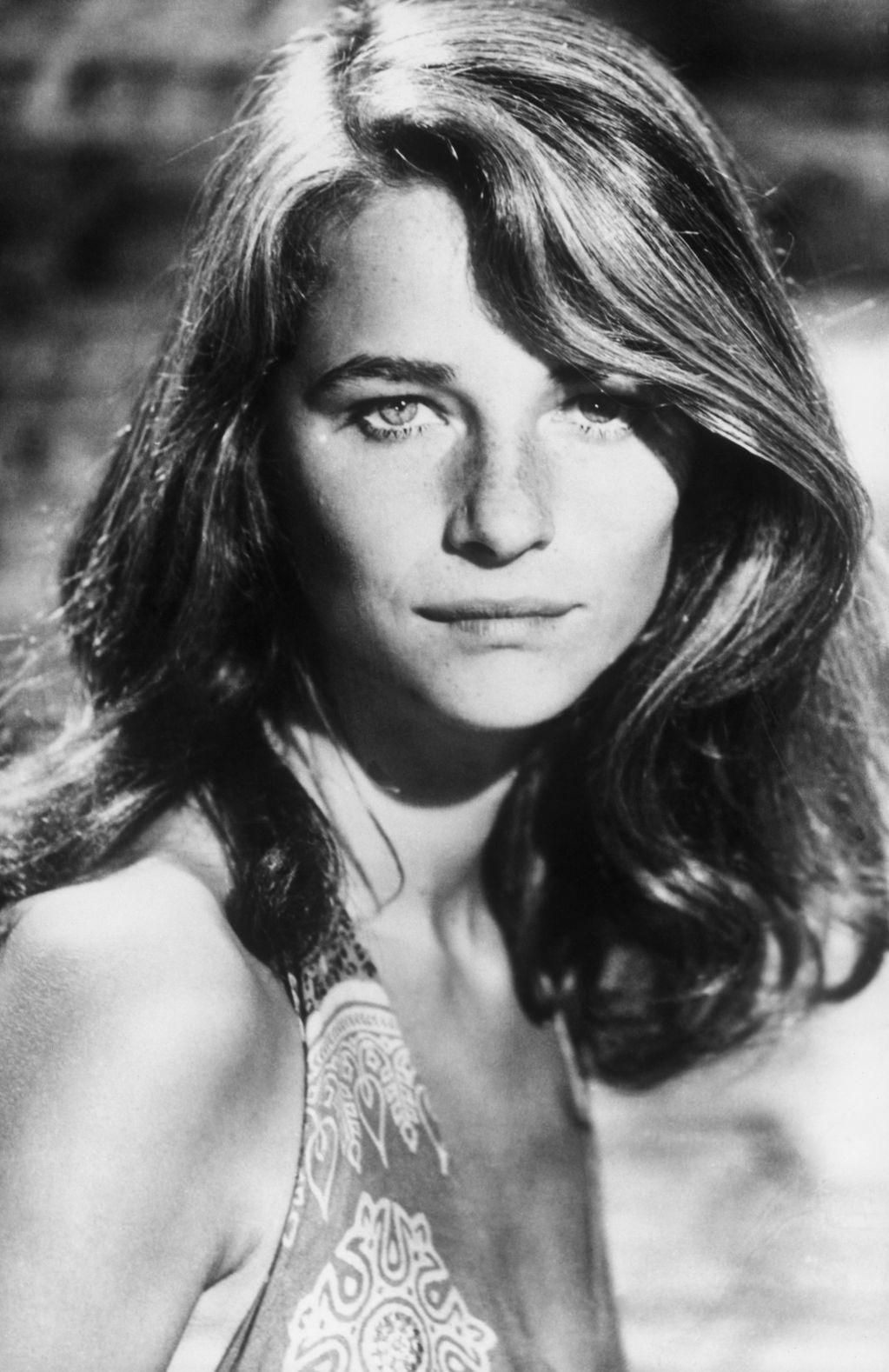 Charlotte Rampling (born 1946)