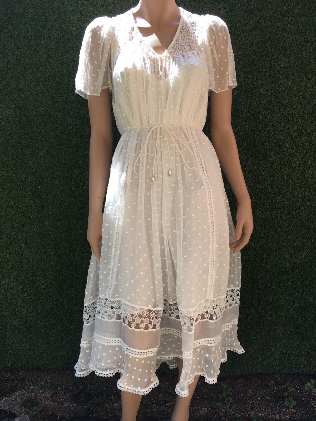 Zimmermann black and white dress