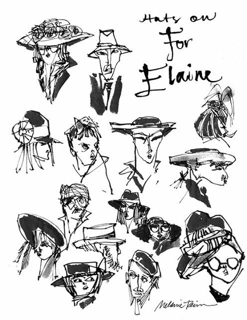 collection of hats (melanie reim)