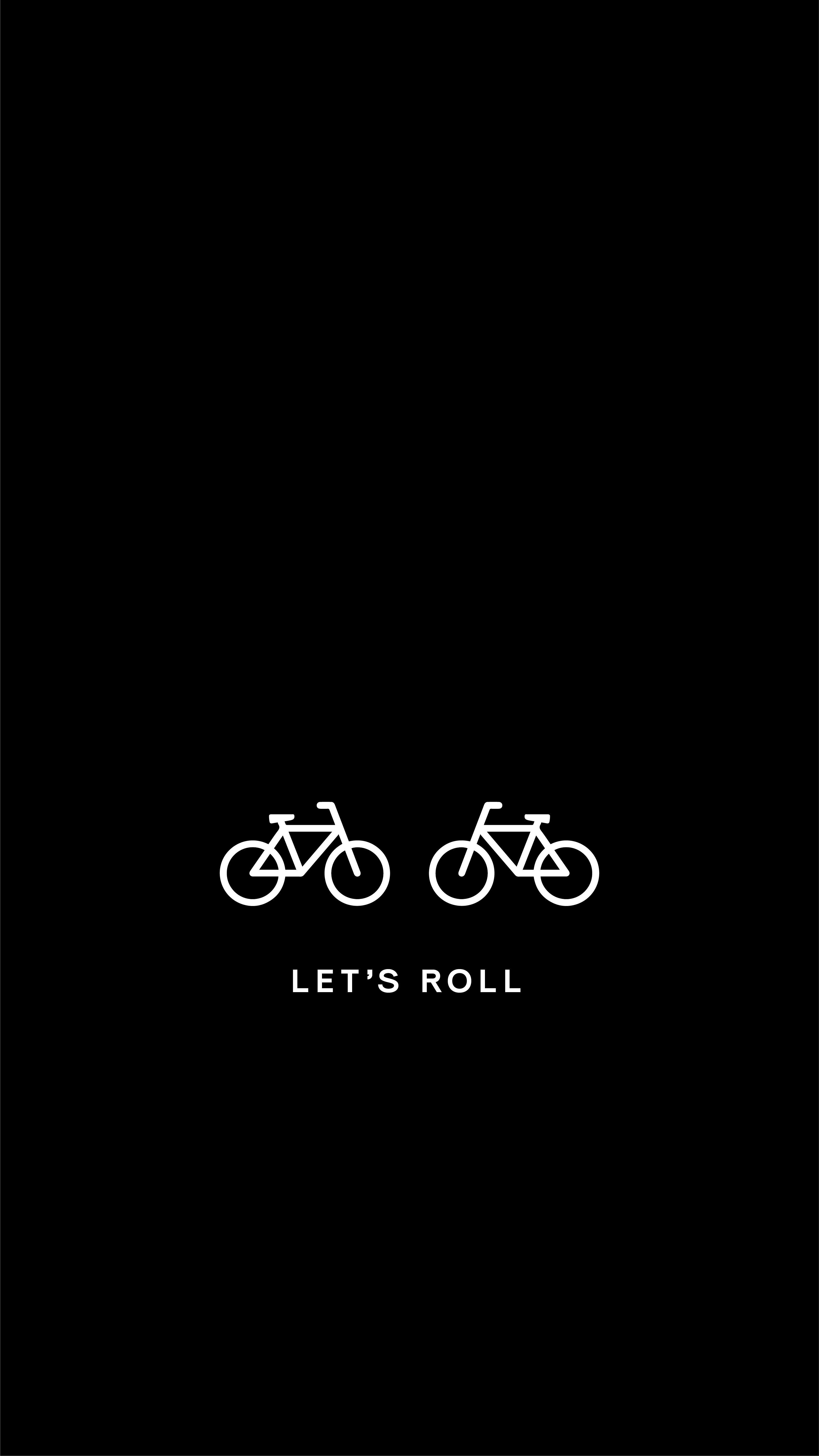 Arvowear Letsroll Bikes Minimal Illustration Graphicdesign