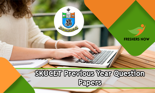 Skupg Set Chemistry Previous Year Question Pap Ers Pdf Download Skucet Model Papers Previous Year Question Paper Previous Question Papers Question Paper
