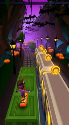subway surfers apk mod halloween
