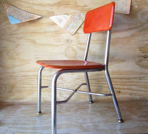 Vintage School House Chair | Vintage School House Chair