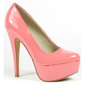 Coral Pink shoes- What about these @Ericka Jayne??? | Fashion ...
