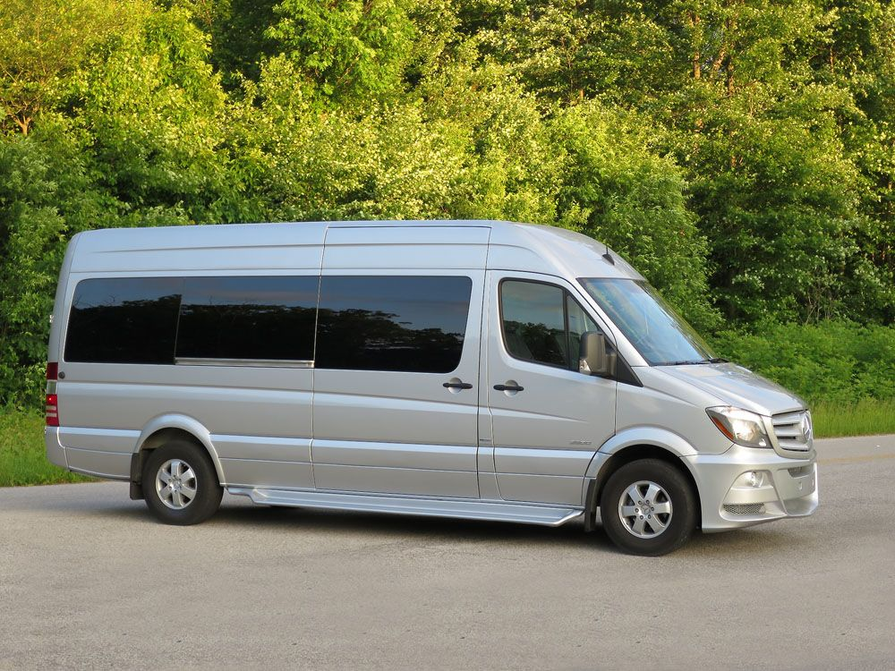 2014 mercedes benz sprinter 6 cylinder 15 passenger for Mercedes benz sprinter 15 passenger