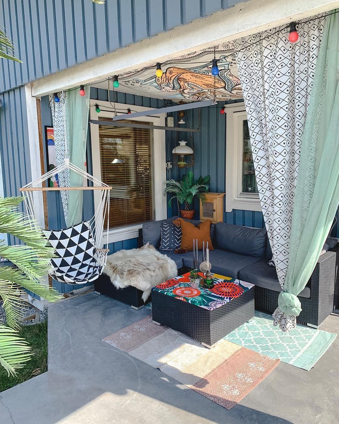 Phi Villa 3-Piece Rattan Outdoor Sectional Sofa Set in ...
