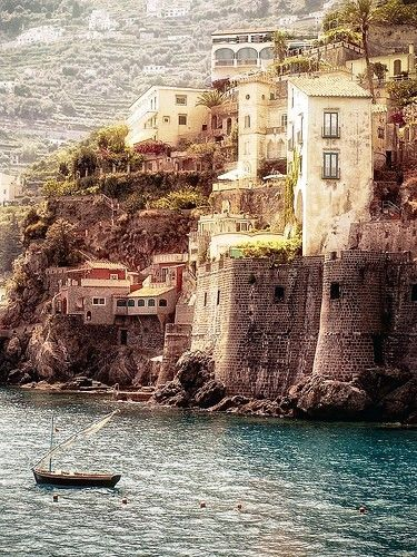 Dreamy Amalfi Coast, Italy