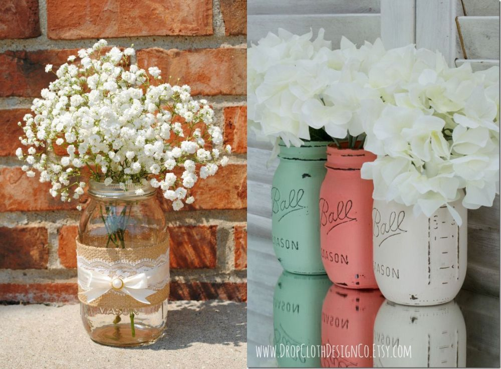 Vaze Din Borcane Facute In Casa 11 Idei Creative