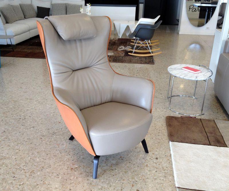 mamy blue poltrona frau lounge armchair pinterest armchairs. Black Bedroom Furniture Sets. Home Design Ideas