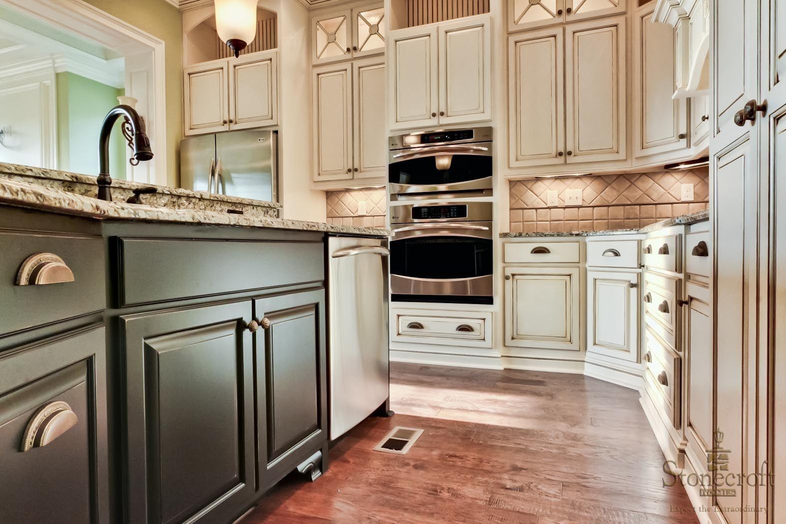 Stonecroft Homes The Charleston Louisville Custom Builder Home Kitchen Inspirations Custom Builder