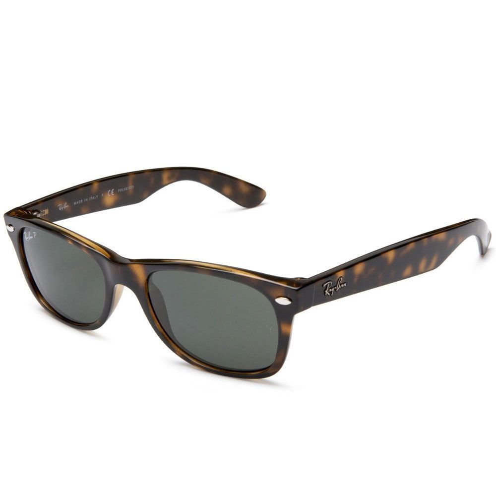 fbf87f18cb Ray-Ban RB2132 902 58 50 New Wayfarer Classic Sunglasses