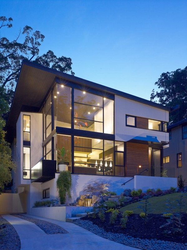 An Uniquely Modern Jewel By Habachy Designs Home via Design Shuffle