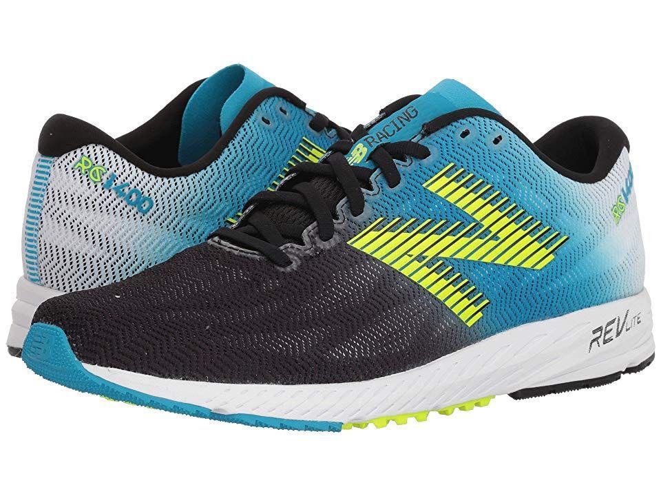 new product 65abd 68aa5 New Balance 1400v6 (Maldives Blue/Black) Men's Running Shoes ...