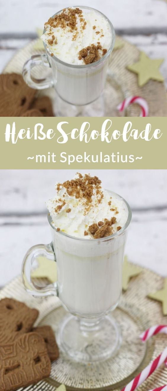 Photo of Hot chocolate with speculaas – The inspiring life