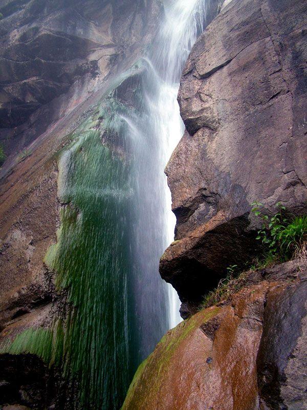 Falls Javaherdeh the Ramsar-آبشار جواهرده رامسر