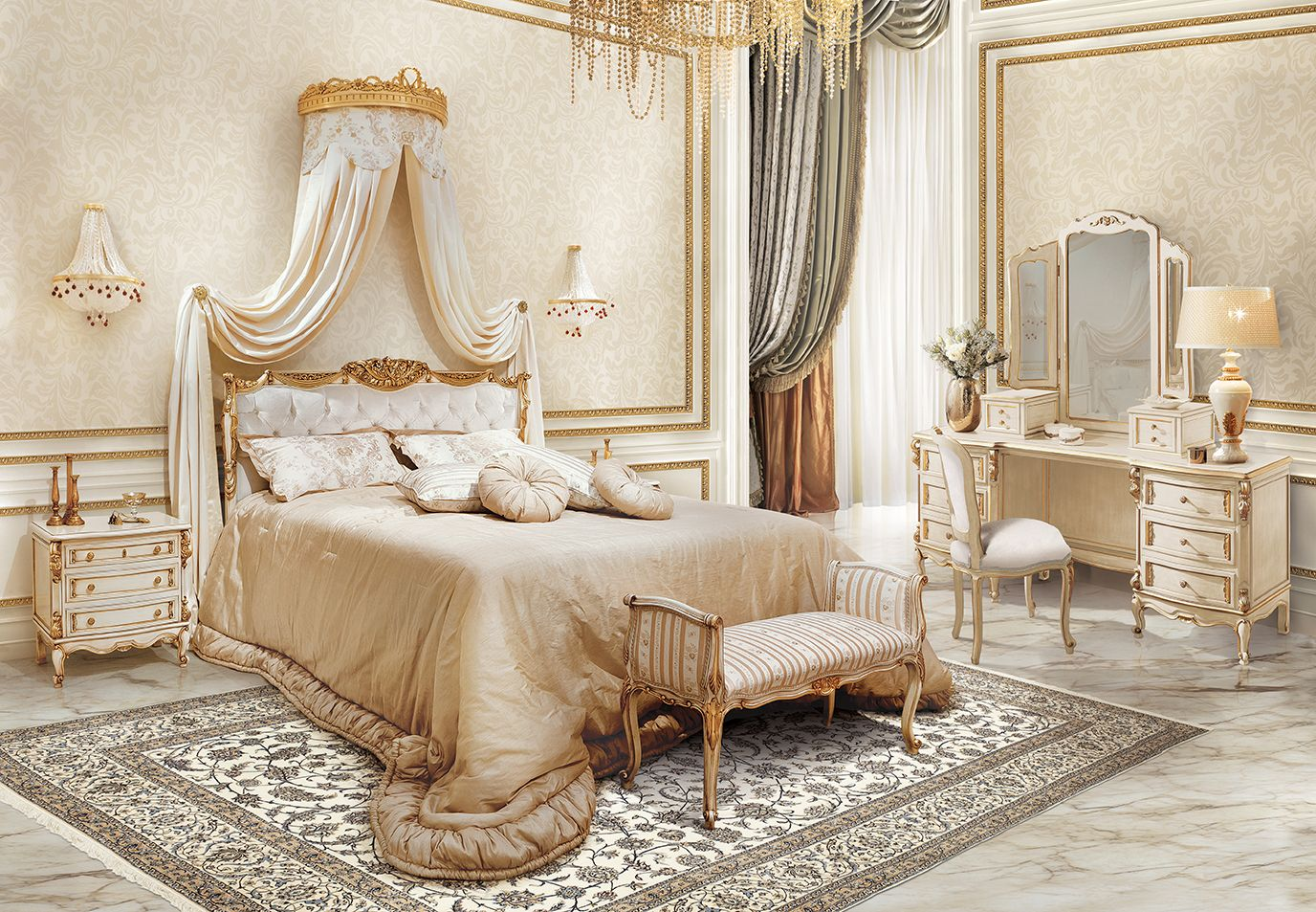 SCHUMANN Luxury elegant italian bedroom furniture | For the ...