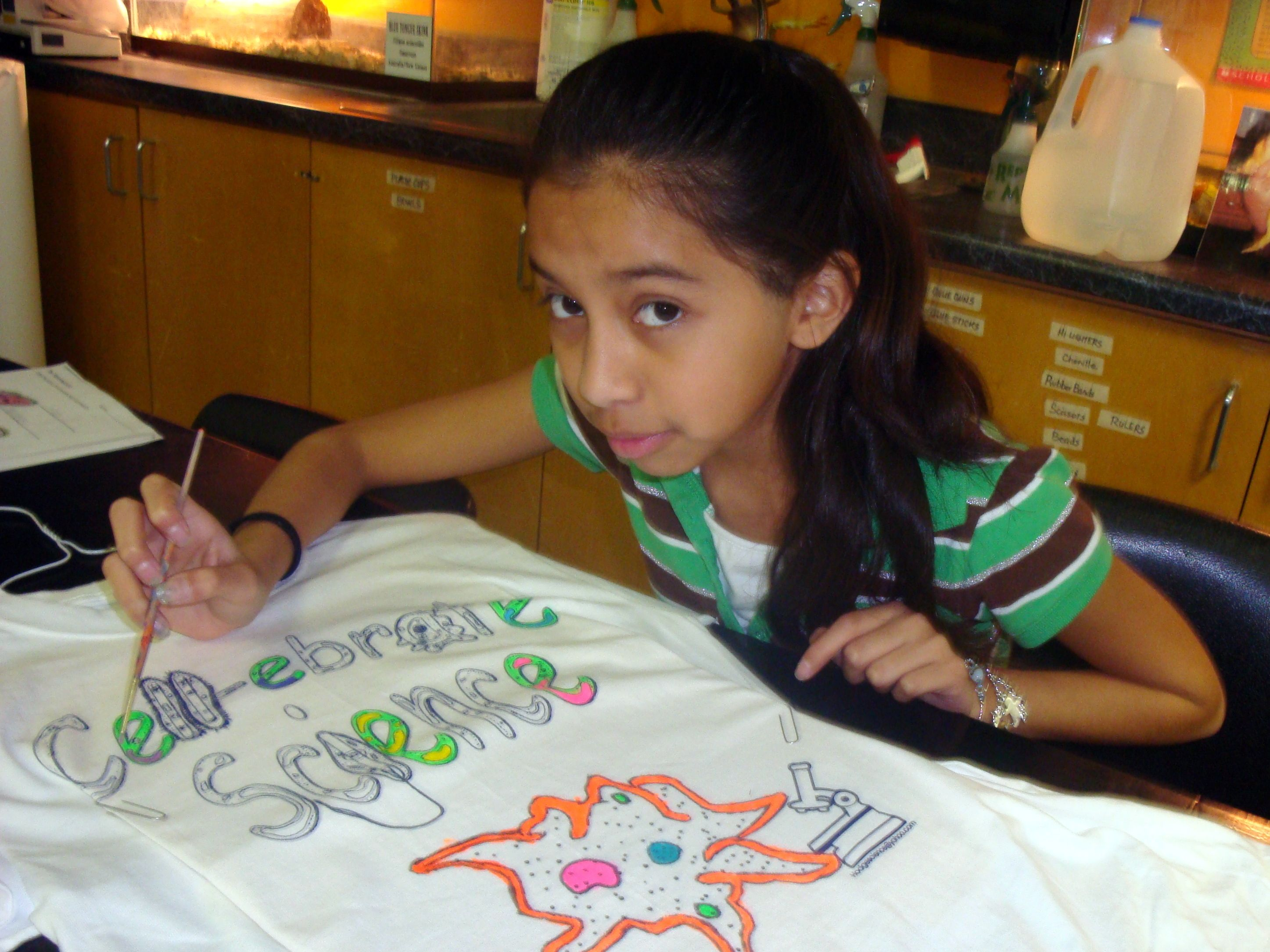 Students Paint Cell Models On This Cool Ebrate Science Shirts Mcat Course Image Archive Prokaryotic Vs Eukaryotic Structure Inexpensive And The Will Wear After They Are Created