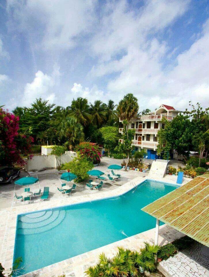 La Cayenne Hotel In Les Cayes Haiti