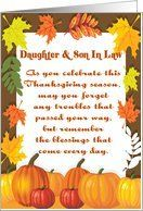 5 Happy Thanksgiving Greeting Cards