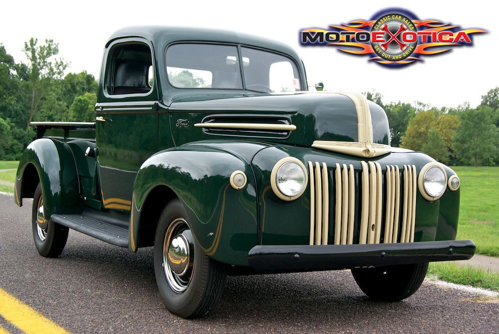 1946 Ford Other Pickups Half Ton | eBay | Ford 1946 ¨LA NONA ...