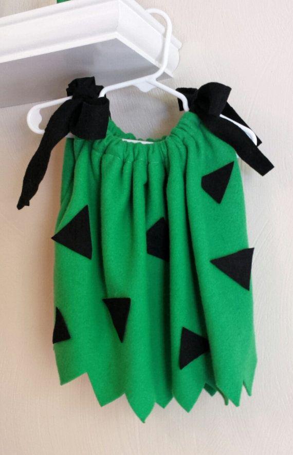 Pebbles Flintstone Halloween Costume by ...