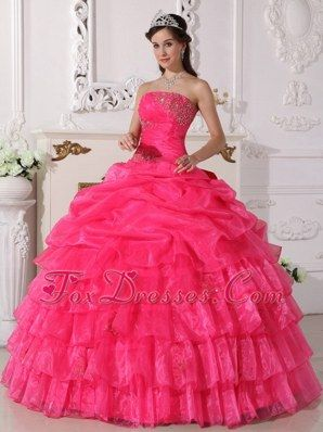 Pretty Quinceanera Dresses - Fox Dresses | Prom dresses ...