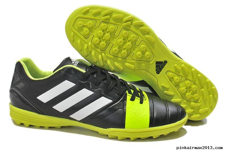 purchase cheap 7902a 5b6de Adidas Nitrocharge 2.0 TRX TF - Black yellow Football Boots