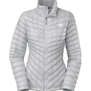 39454a02b The North Face Womens Thermoball Full Zip Synthetic Insulated Jacket ...