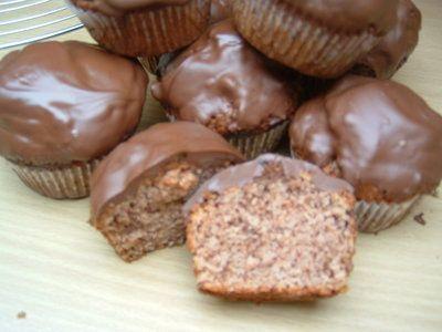 Wer Knoppers mag kommt an diesen Muffins nicht vorbei! #pumpkinmuffins