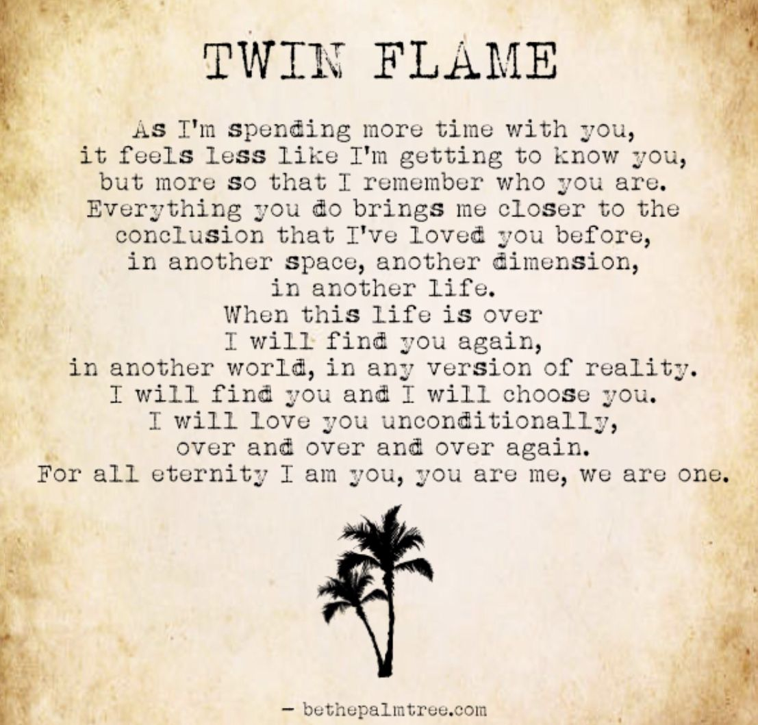 Pin by Emily Marek on *Love* ☯️ | Twin flame quotes, Twin flame love quotes,  Twin flame