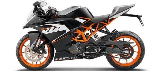 Ktm Motorcycle Girl Bike