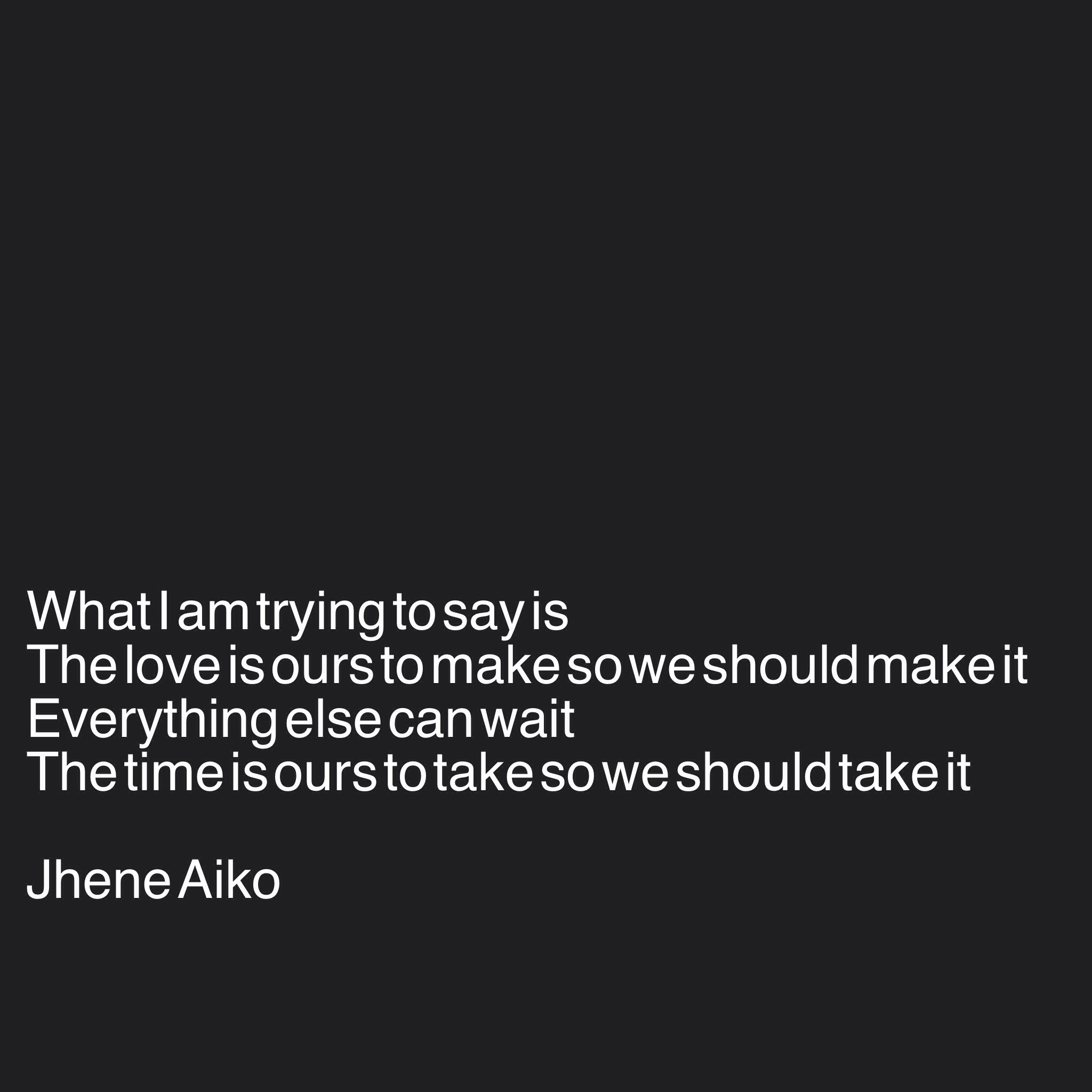 Explore Jhen Intention Ears And More Jhene Aiko