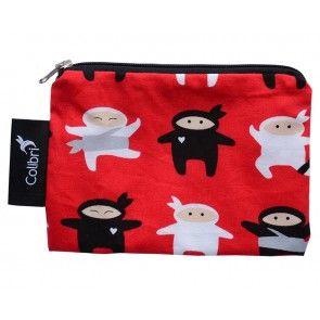 Colibri - Small Reusable Bag - Ninjas