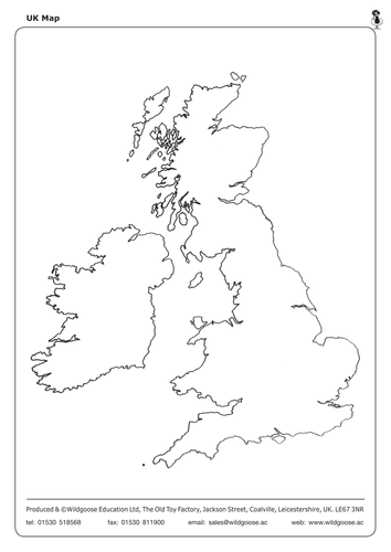 Label the uk and outline maps geography resources pinterest label the uk and outline maps gumiabroncs Image collections