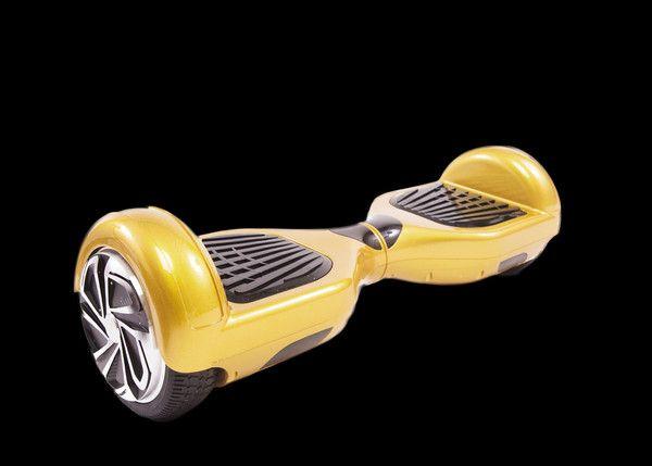 Hoverboard 360 Smart Balance Board Gold 1 Balance Board