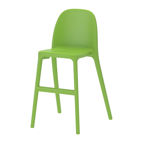 URBAN Junior chair IKEA Gives the right seat height for the child at the dining table. Easy to keep clean. Stackable to save space when not in use.