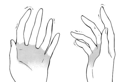 Image Via We Heart It Https Weheartit Com Entry 171156140 Anime Hands Manga Drawing Anime Poses Reference