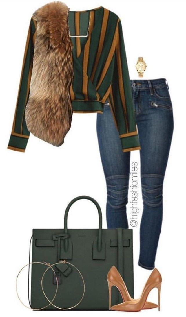 IG•HighFashionFiles; CallHer.Sassy #fashionkilla