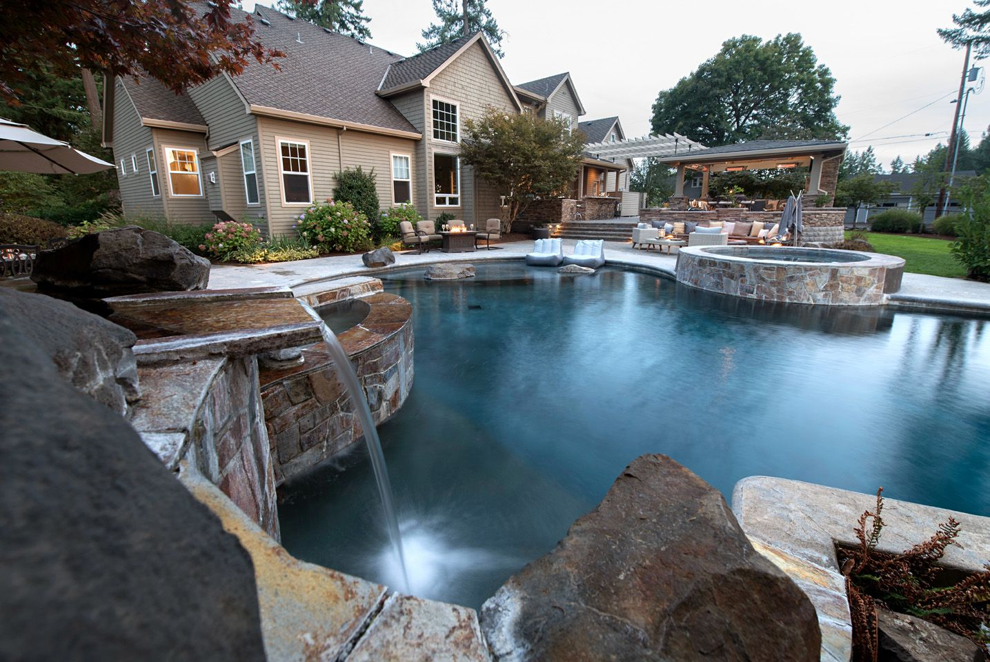 Bissell Property   Paradise Restored Landscaping