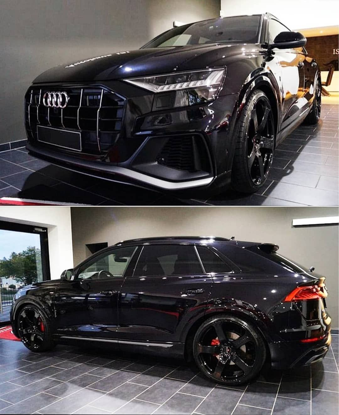 Q8 On 23's 💪🏻 Q8 & Audi Lovers- @q8_nation