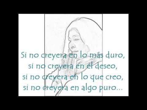Mercedes Sosa La Maza Letra Lyrics Mercedes Sosa Karaoke Mercedes