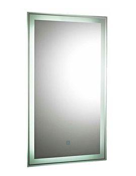 Nuie Premier Glow Touch Sensor 500 X 700mm Led Mirror Lq034 Backlit Mirror Mirror Led Mirror