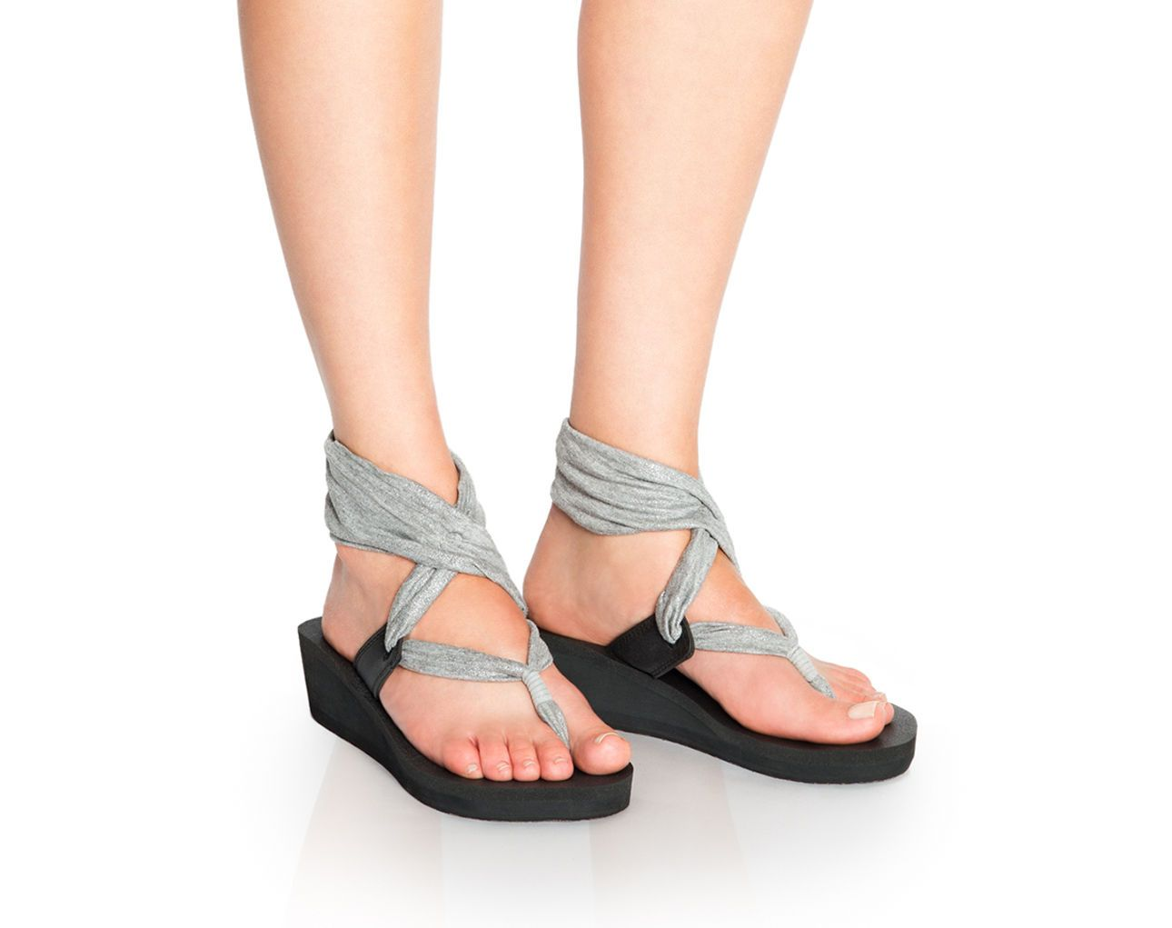 Yoga Slinglet Wedge Metallic