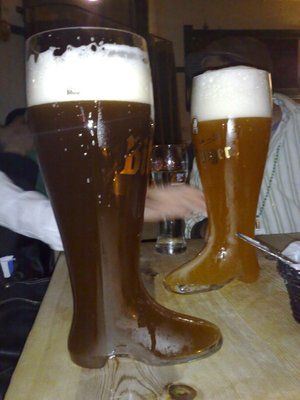 Suppenküche - German food and das boot | San Francisco spots ...